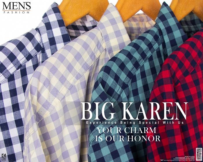پیراهن سایز بزرگ مردانه چهرخونه کد ۱۲۸