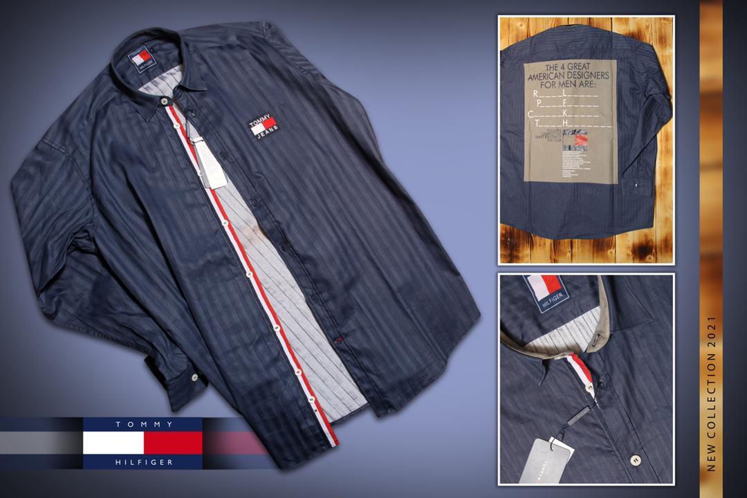 پیراهن سایز بزرگ اسپرت ترک - کد 191